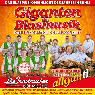 Giganten der Blasmusik in Suhl!