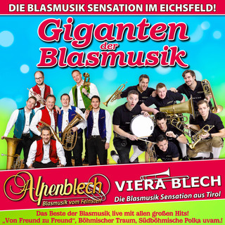 Giganten der Blasmusik 2021 - Leinefelde