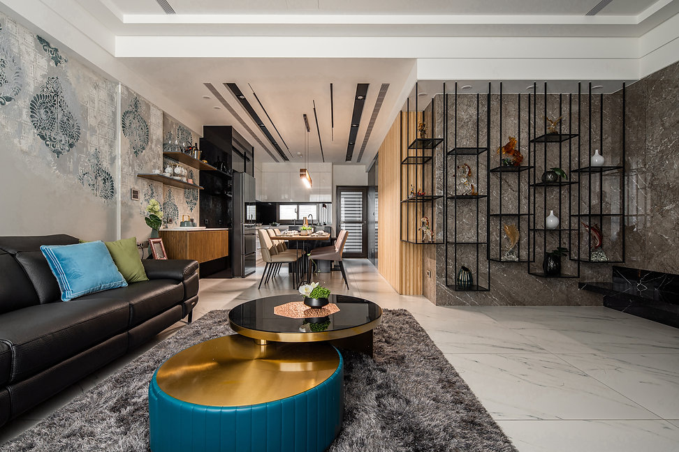 Yi Residence-A Family-Friendly Home for Young and Old