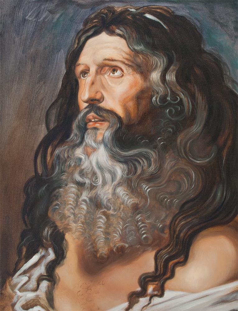 """Master Study: Rubens"""