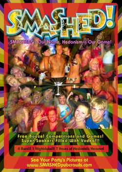 Pub Crawl Poster