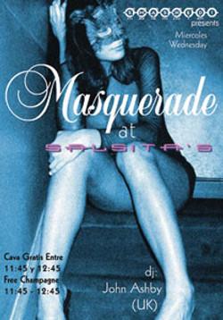 Masquerade (front)