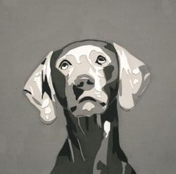 """Paper Dog"""