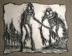 """""""Forest Spirits"""""""