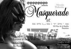 Masquerade (Back)
