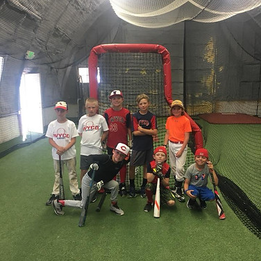 August 2018 Camp