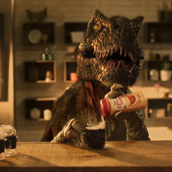 Coffee Mate   T-Rex