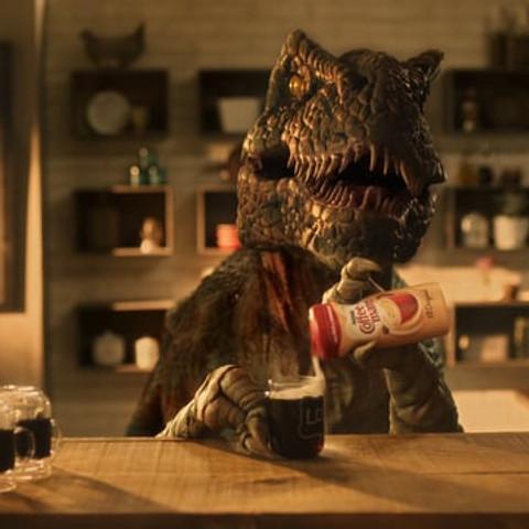 Coffee Mate | T-Rex