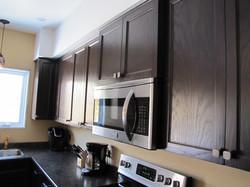 Stained Oak Kitchen