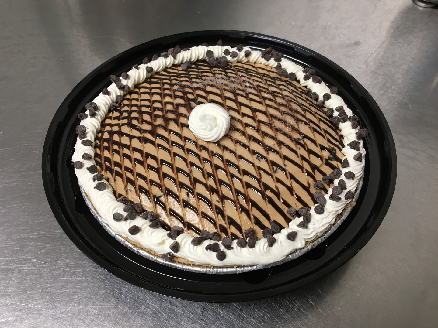 Cappuccino Chip Pie