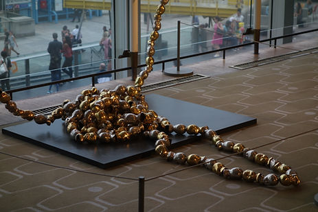Gordian Knot - Southbank Centre, London.
