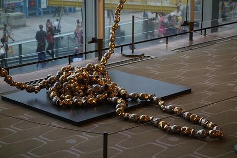 Gordian Knot - Southbank Centre, London.