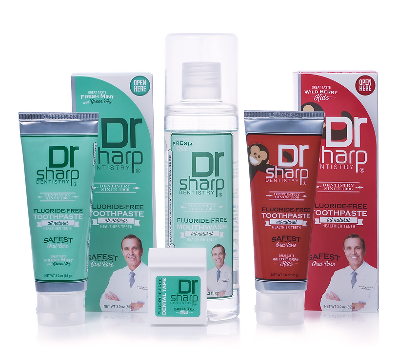 Eco friendly tips from dr sharp natural oral care the review stew - Interesting uses for toothpaste seven practical ideas ...