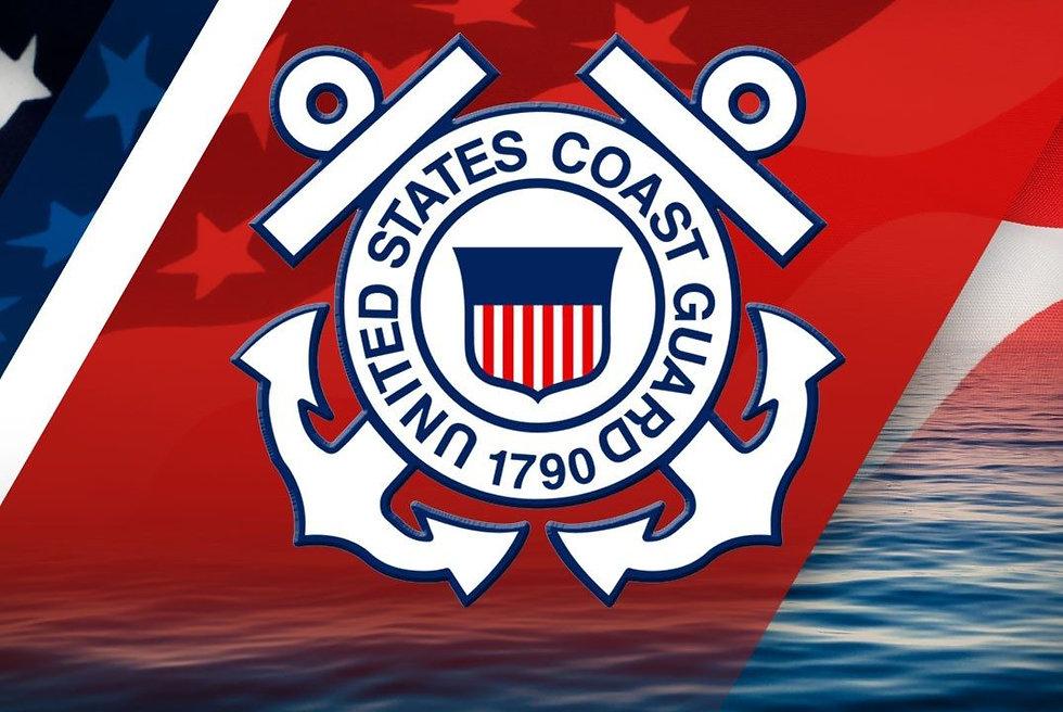 Coast Guard Logo / Pete S. Reyna III