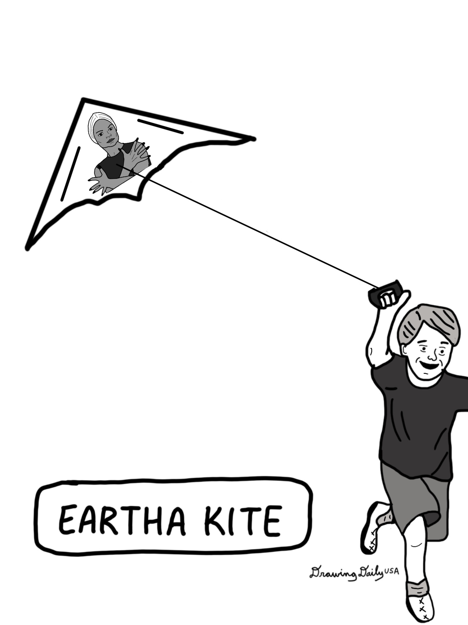 Eartha Kite