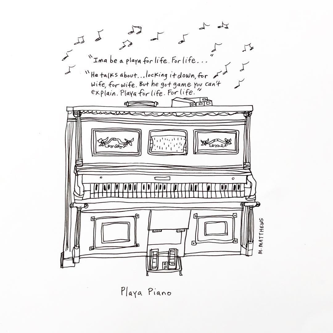 Playa Piano