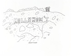 Hollywon't Sign