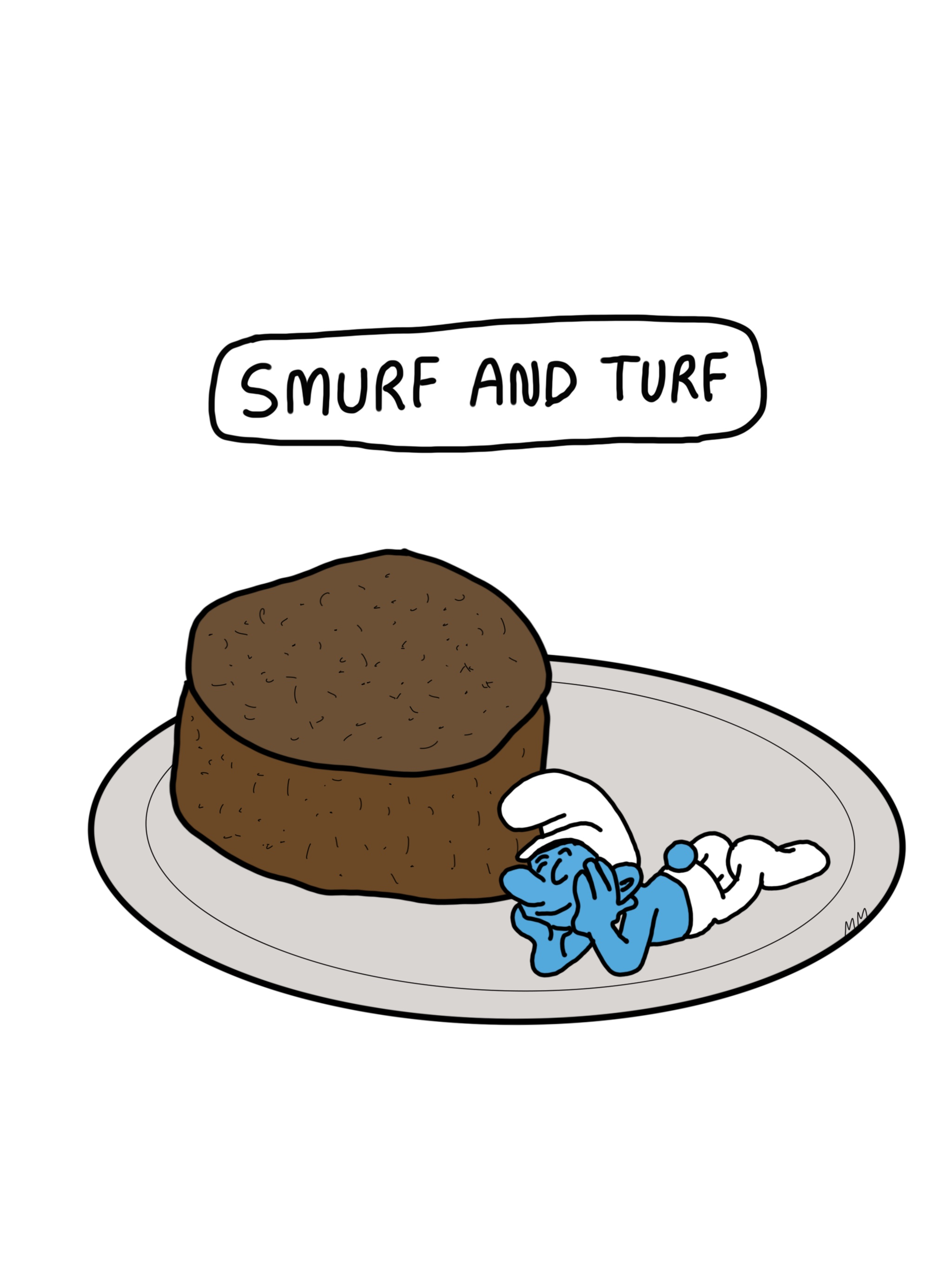 Smurf And Turf