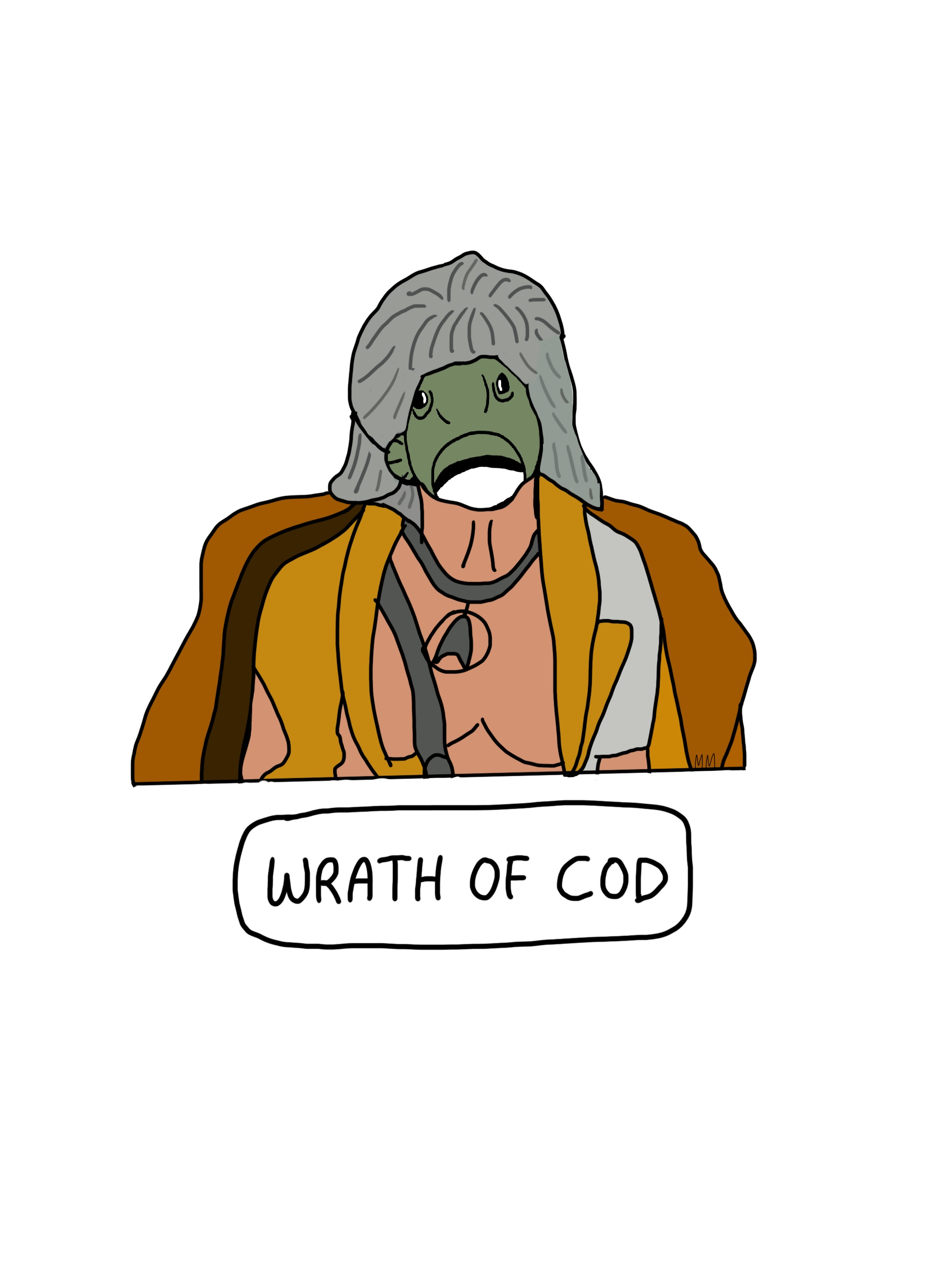 Wrath of Cod