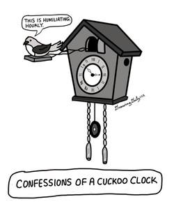 Confessions of a Cuckoo Clock