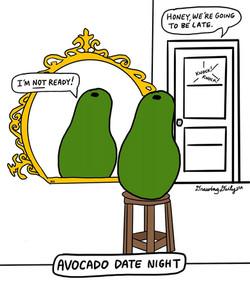 Avocado Date Night
