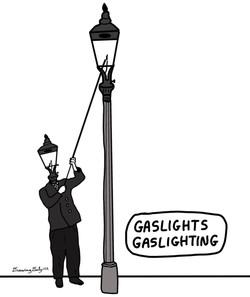 Gaslights Gaslighting