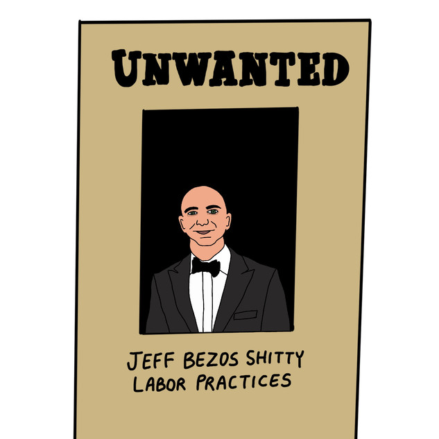 Bezos Labor Practices