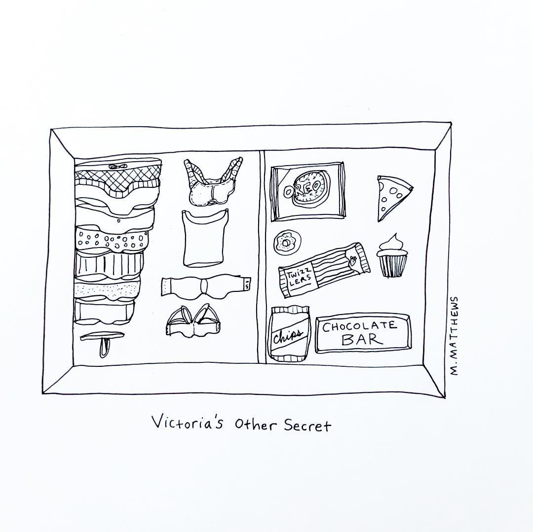 Victoria's Other Secret