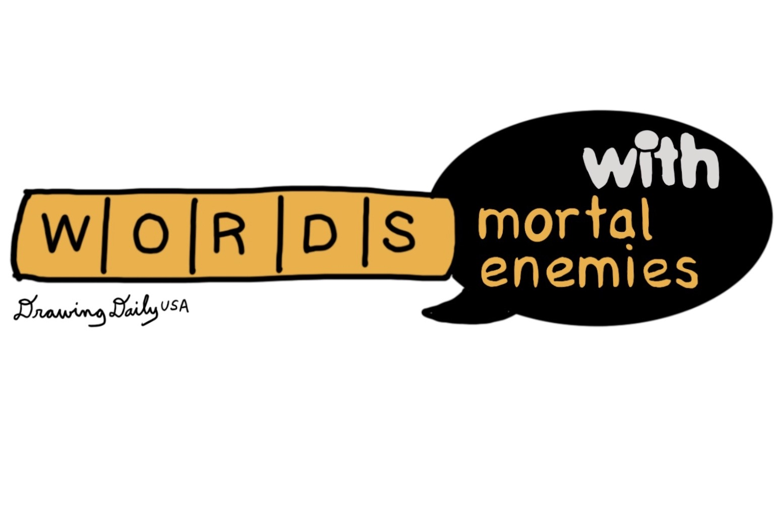 Words With Mortal Enemies