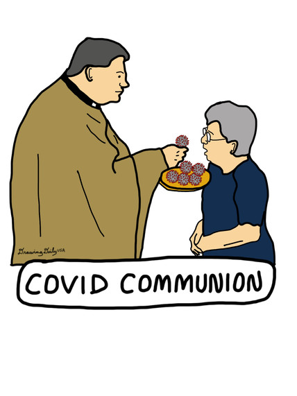 Covid Communion