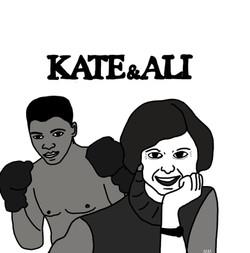 Kate & Ali