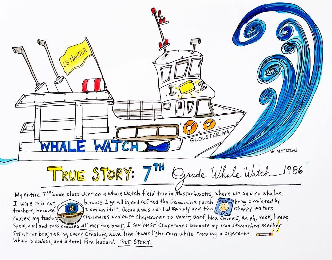 True Story: Whale Watch