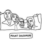 Mount Shushmore