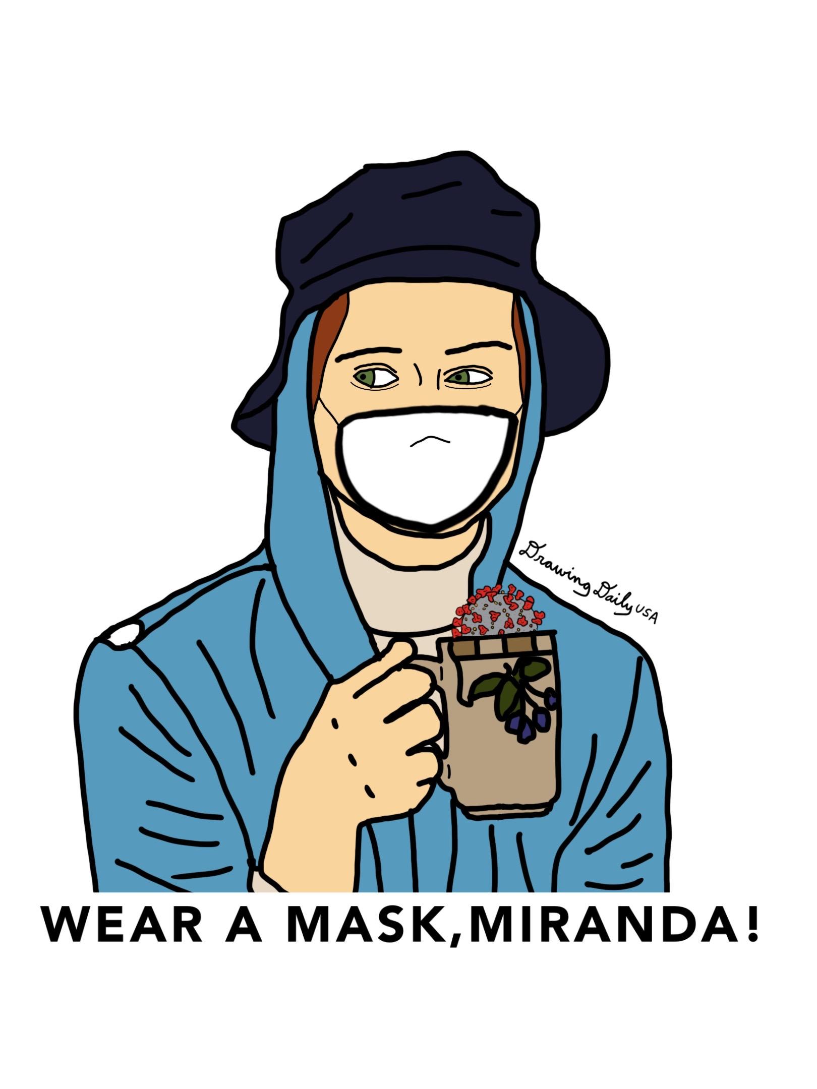 Miranda Mask