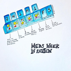 Your Week in Meds Review
