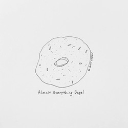 Almost Everything Bagel