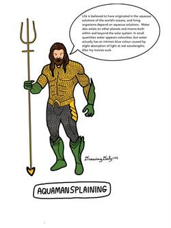 Aquamansplaining