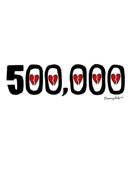 500,000 Covid Deaths