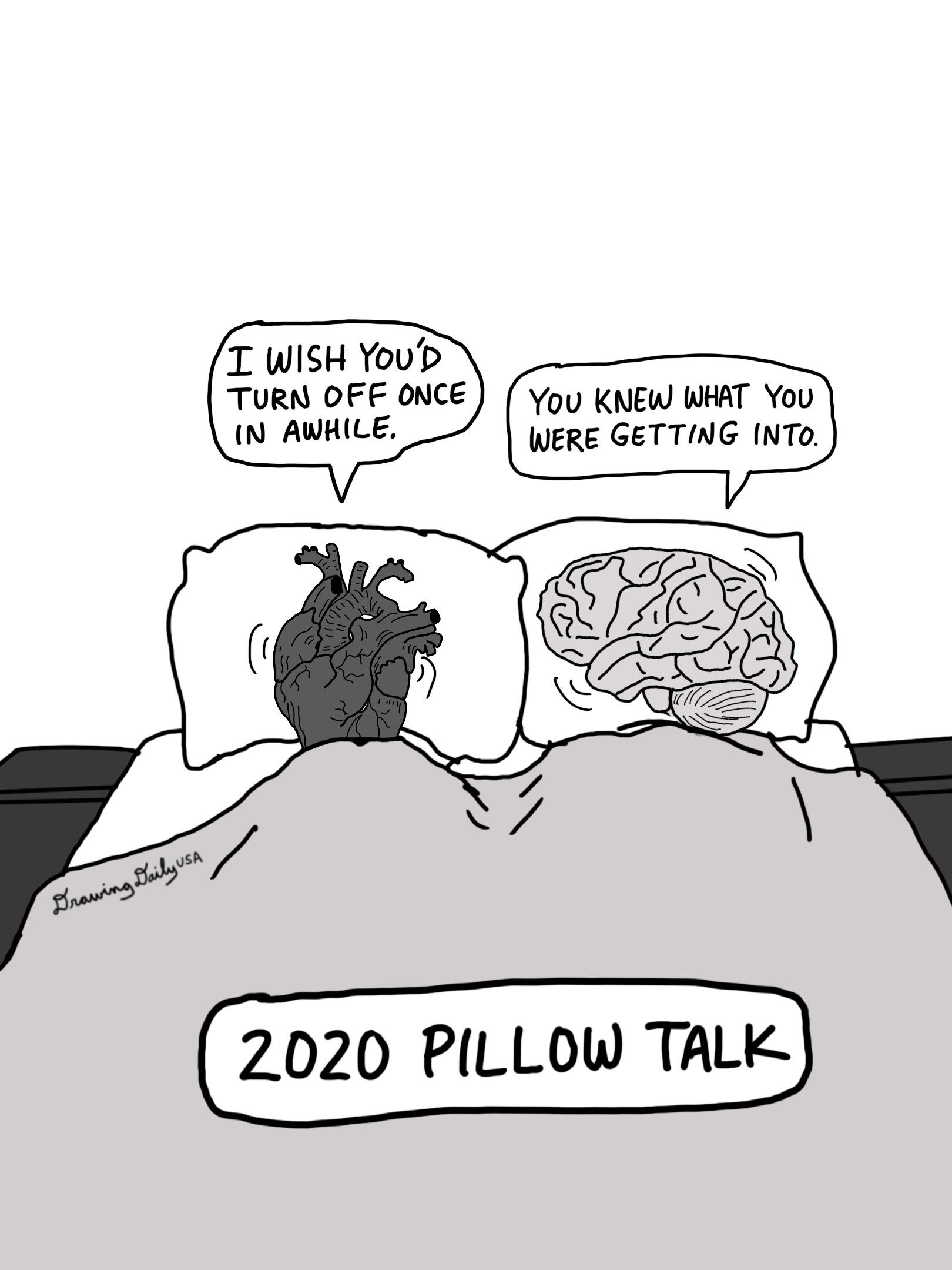 2020 Pillow Talk