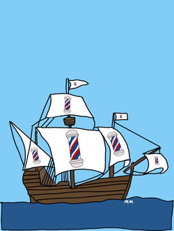 Barber Ship