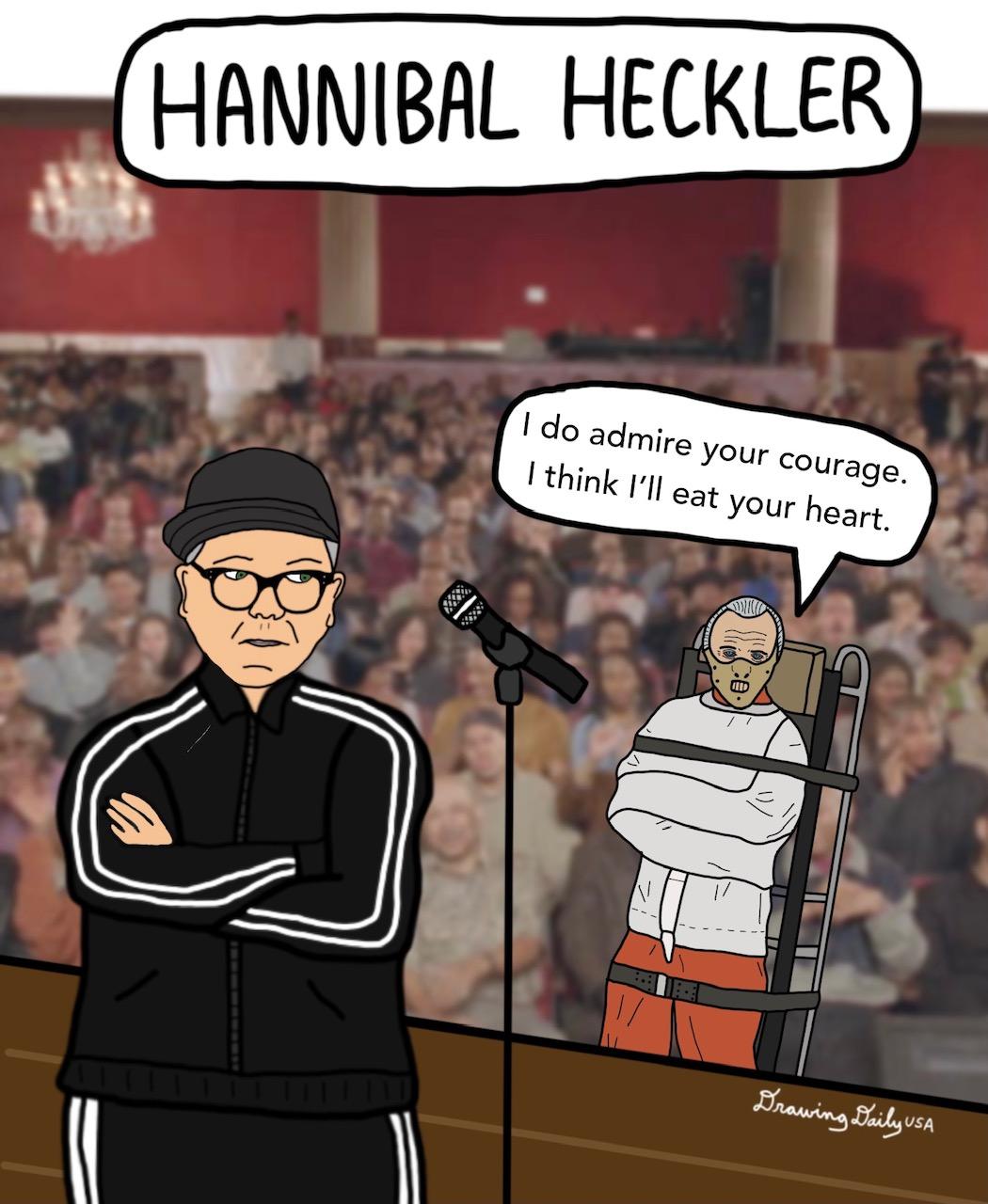Hannibal Heckler