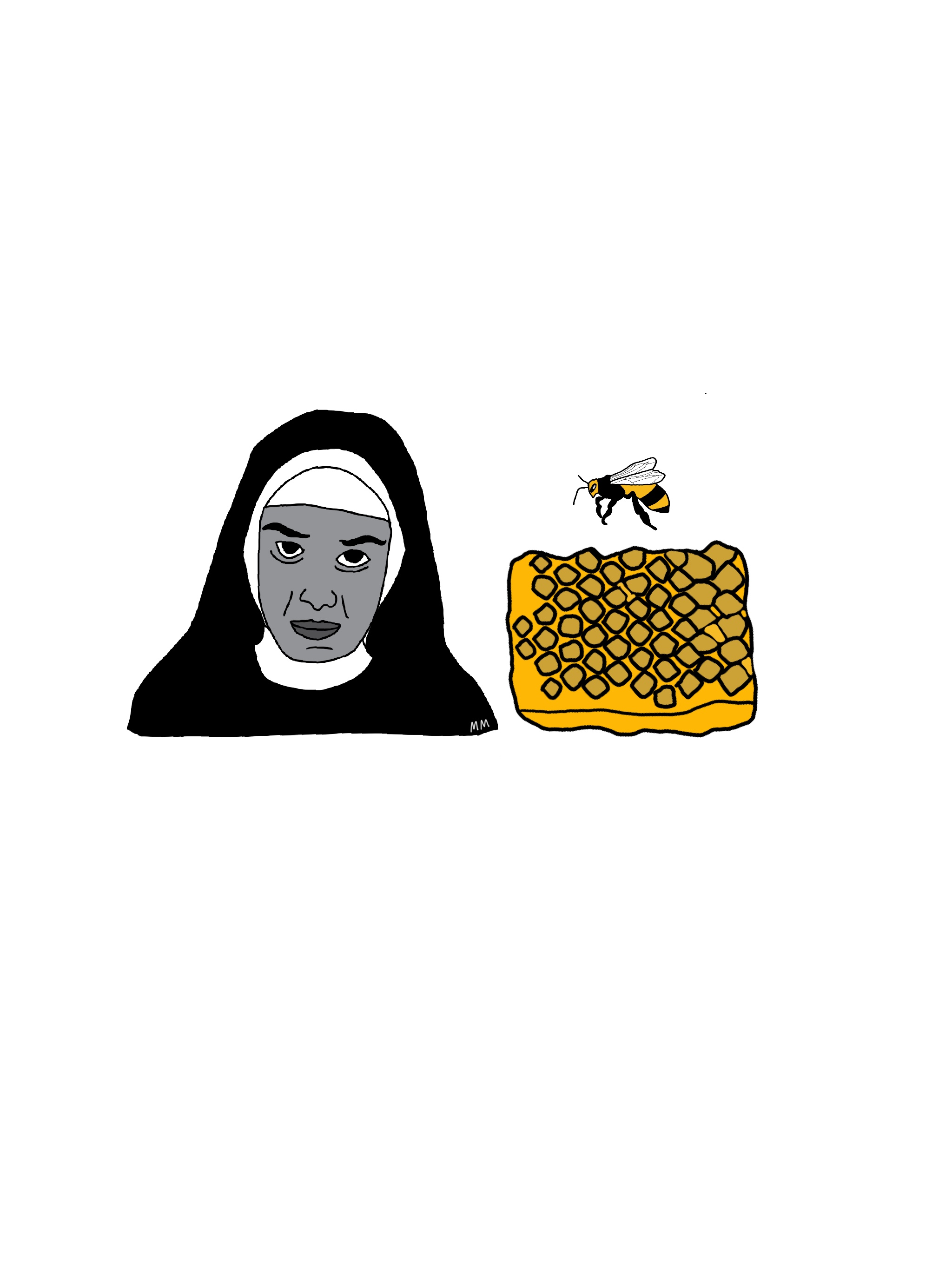 Nun of Your Bees Wax