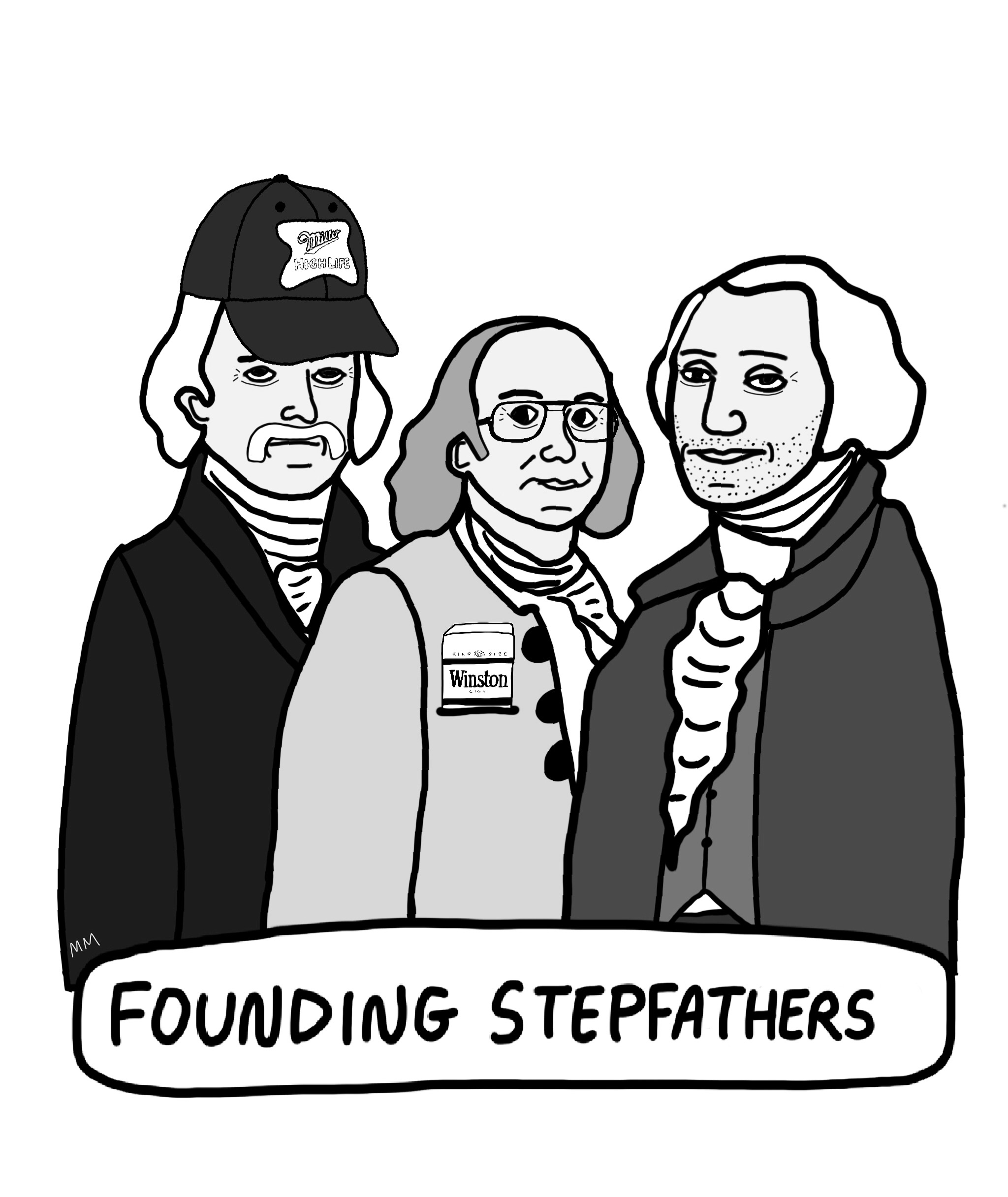 Founding Stepfathers