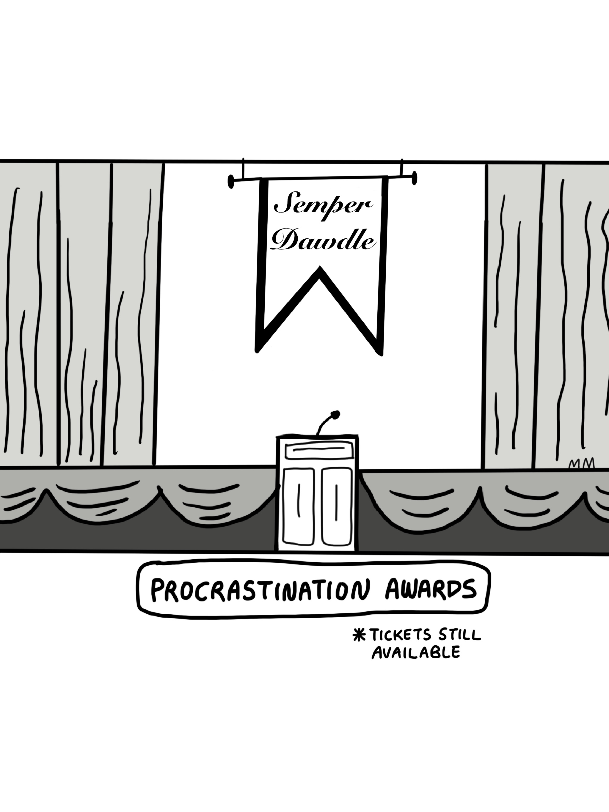 Procrastination Awards