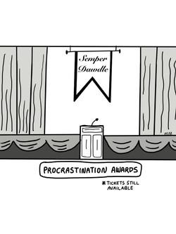 Procrastination Awards