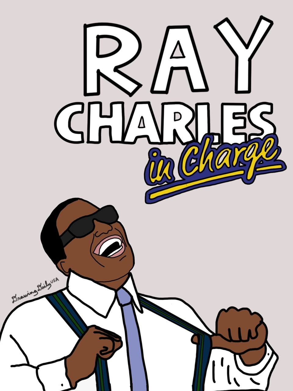 Ray Charles in Charge