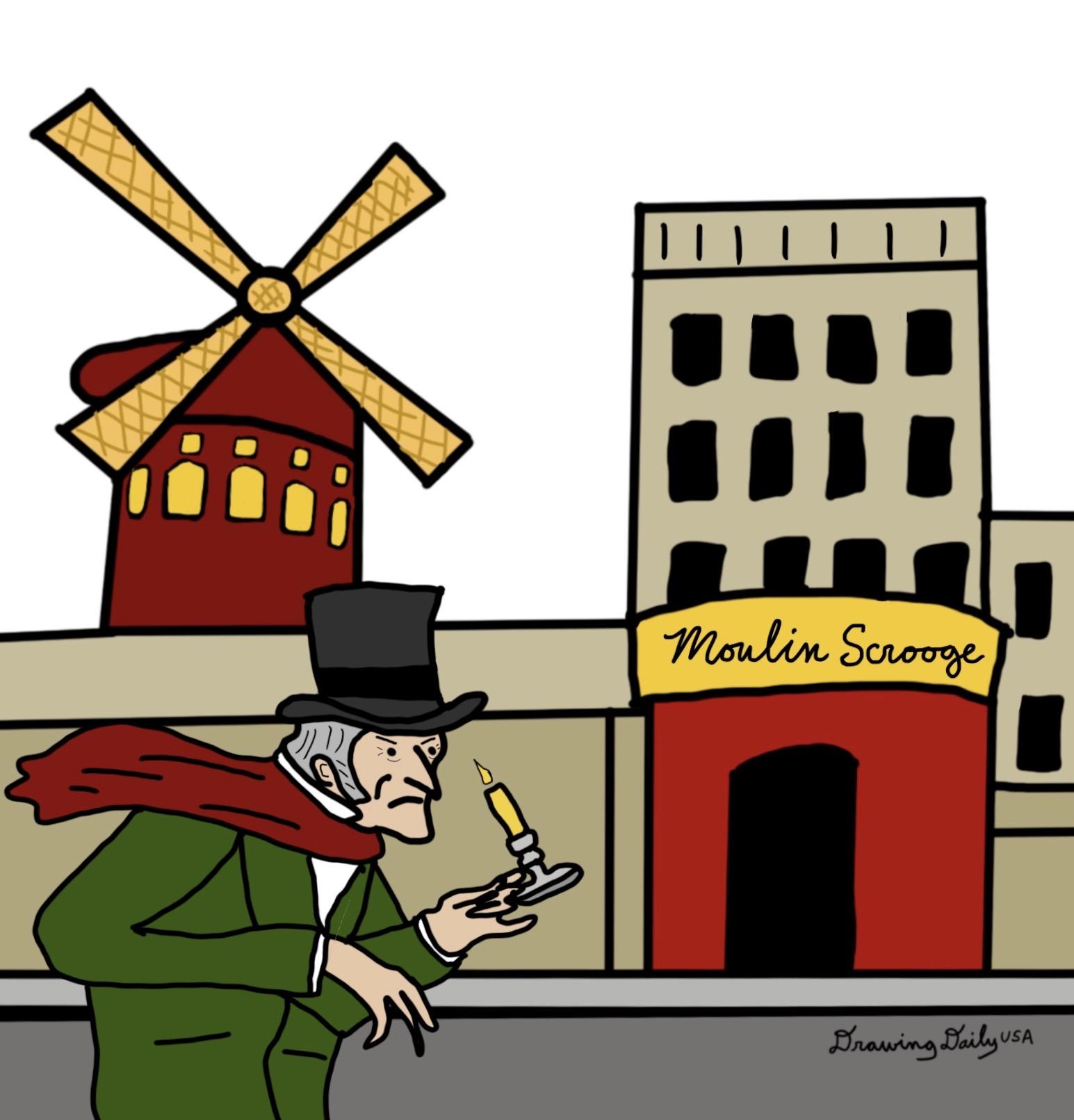 Moulin Scrooge
