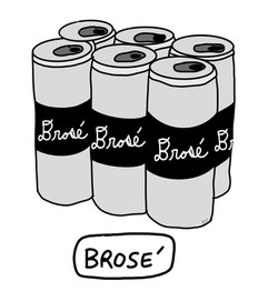 Brose' Wine