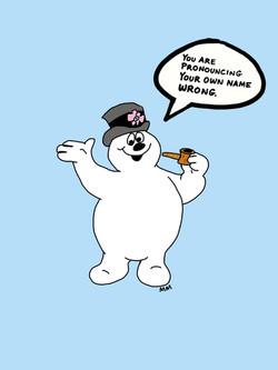 Snowmansplaining
