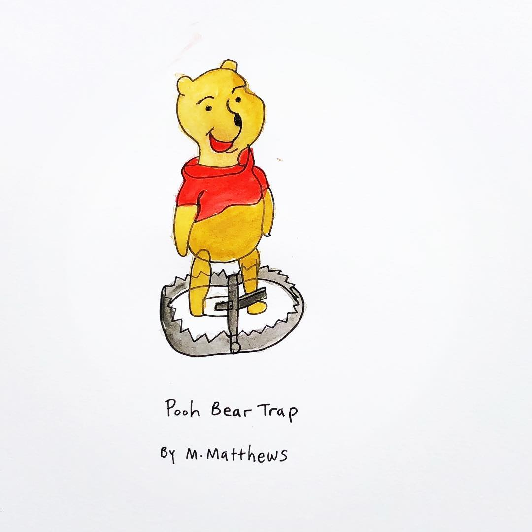 Pooh Bear Trap